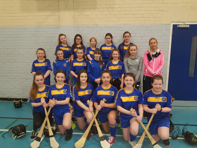 ERC's First Camogie Team